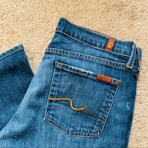 7 For All Mankind Jeans - Women's 7 for all mankind jeans bootcut